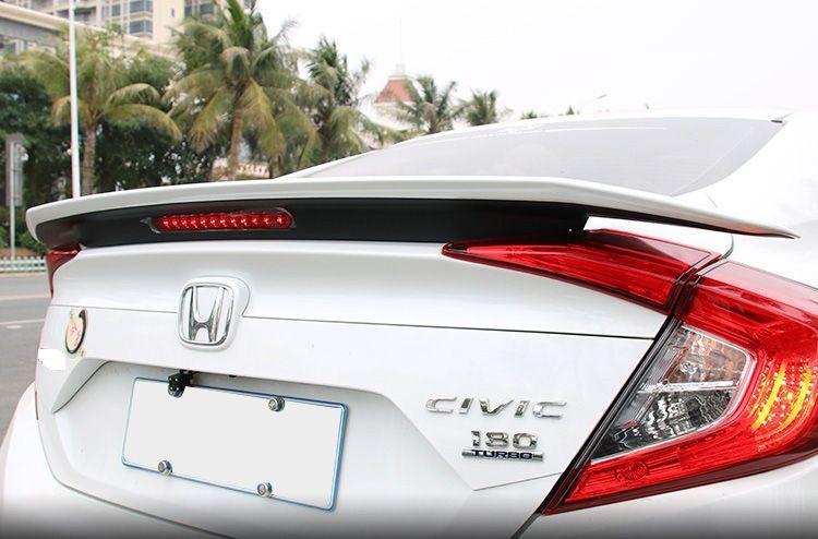 7 phụ kiện trang trí Honda Civic giúp xế yêu trở nên sang trọng