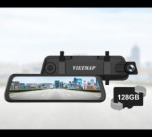 Camera hành trình vietmap g39 kết hợp màn hình gương đỉnh cao