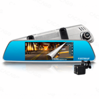 camera hành trình vietmap idvr P2 THIẾT KẾ GƯƠNG TRÀN VIỀN HIỆN ĐẠi, SANG TRỌNG